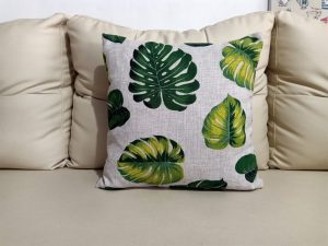 Bantal Sofa Monstera #01