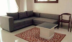 Sofa bravia sudut ukuran 200 x 180 + tanpa meja